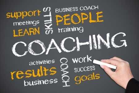 Coach et coachée